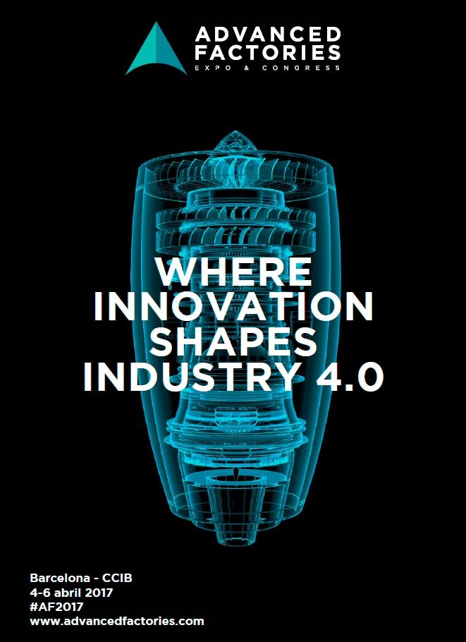 Advanced Factories 2017 - Poster