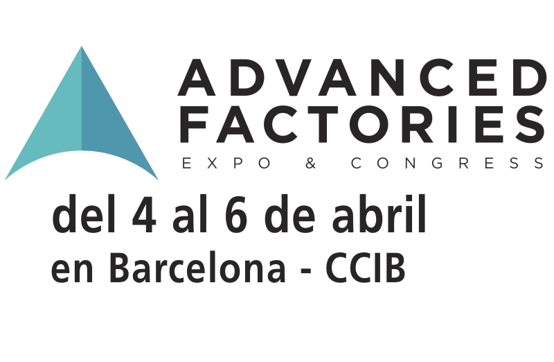 Esta semana estaremos en la Feria Advanced Factories 2017