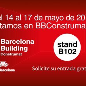Feria Barcelona Building Construmat