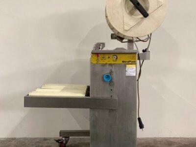 Flejadora semiautomática Strapack modelo S-661MX (ocasión)