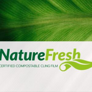 Nature FRESH: film extensible compostable para alimentos frescos