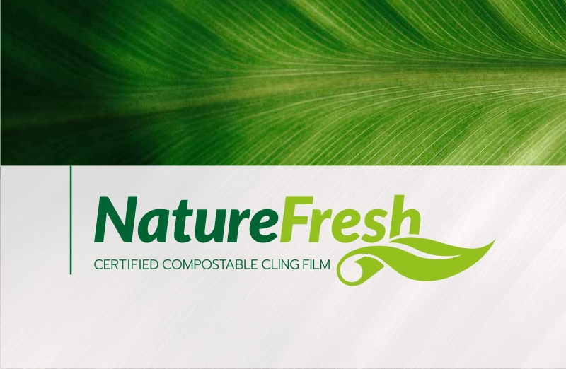 Nature FRESH film extensible compostable