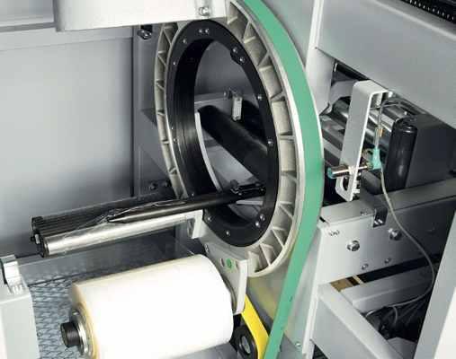 Spiror 400 HP DR- Anillo de rotacion