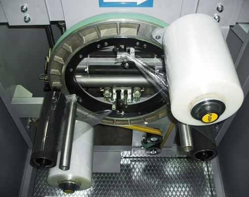 Envolvedora ROBOPAC Spiror 400 HP DR doble bobina