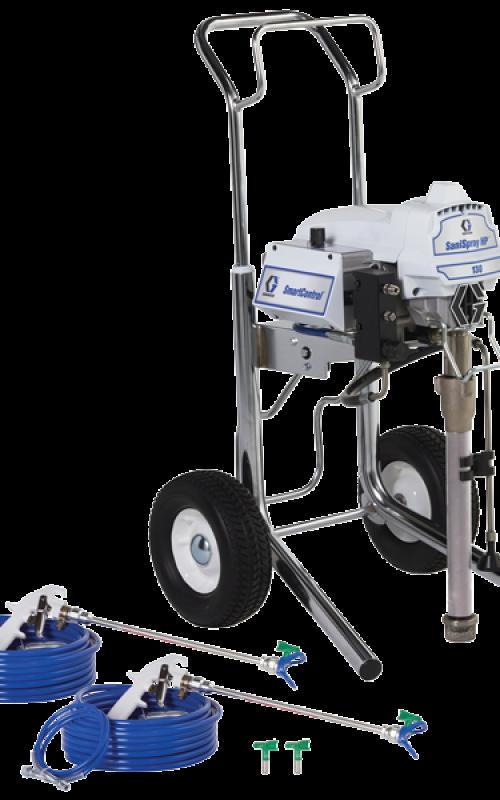 Pulverizadores SaniSpray HP: Modelo HP130