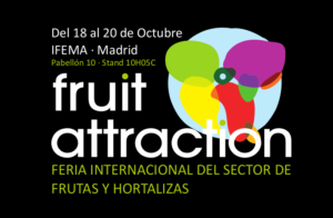 Visítanos en Fruit Attraction 2017