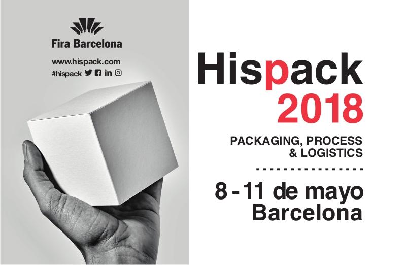 Feria HISPACK 2018 en la Fira de Barcelona