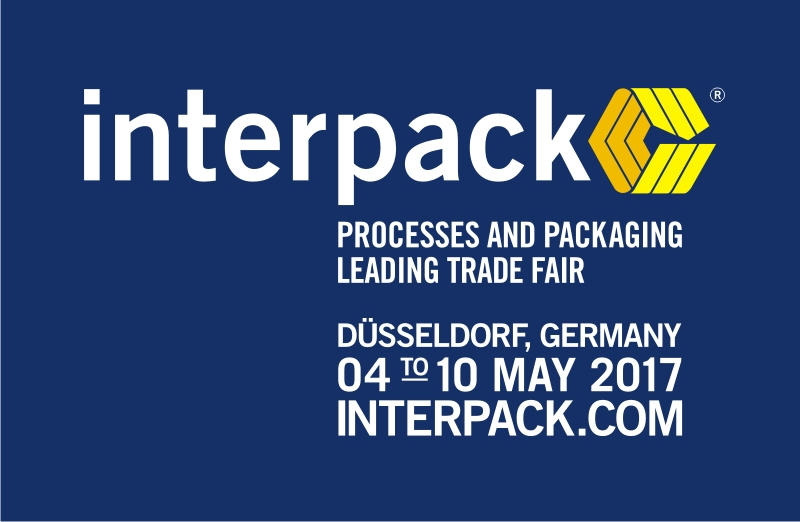 En mayo estaremos en la Feria INTERPACK 2017