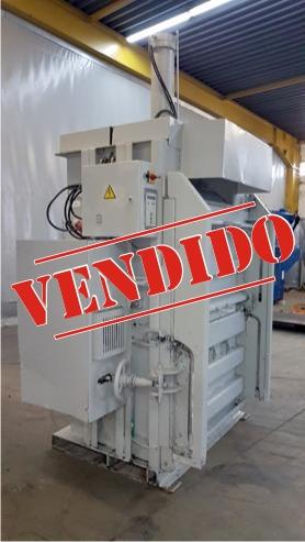 Prensa vertical modelo HSM 500.1 VL (ocasión)
