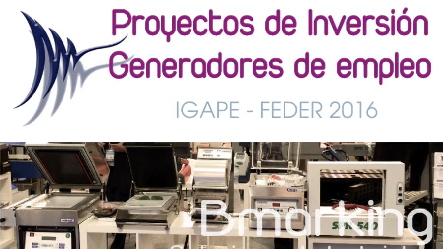 Proyectos de inversión generadores de empleo 2016