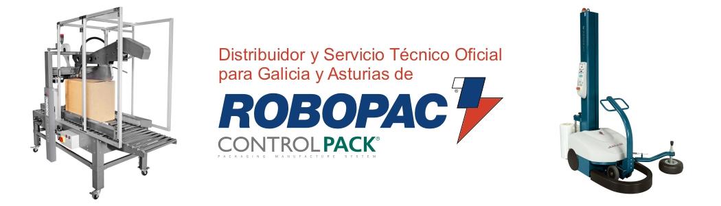 BMARKING servicio técnico y distribuidor oficial ROBOPAC para Galicia y Asturias