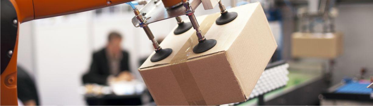 servicios para el envasado y embalaje industrial